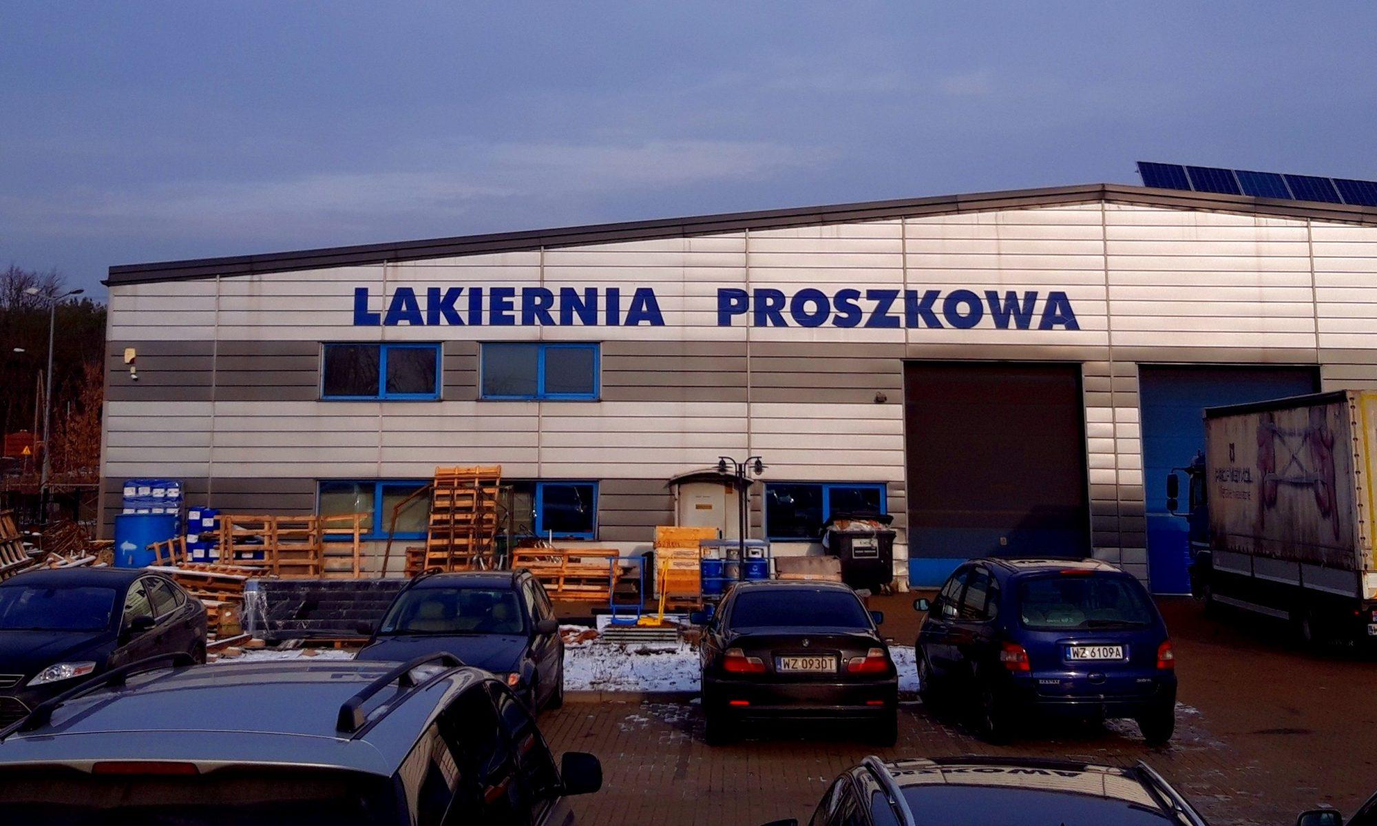 Lakiernia Proszkowa